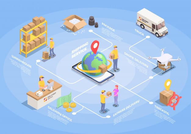 delivery-logistics-shipment-isometric